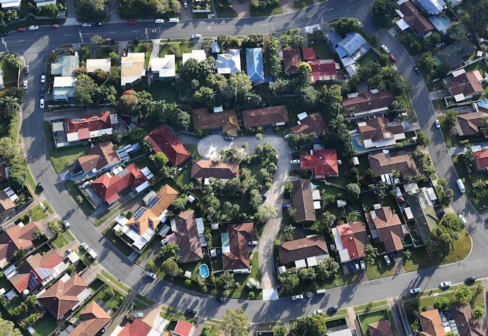 Bad news for Aussies wanting to get on the property ladder. Source: Getty Images