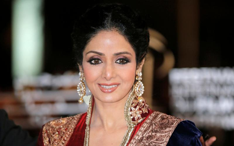 Bollywood actress Sridevi Kapoor has died, aged 54 - AP