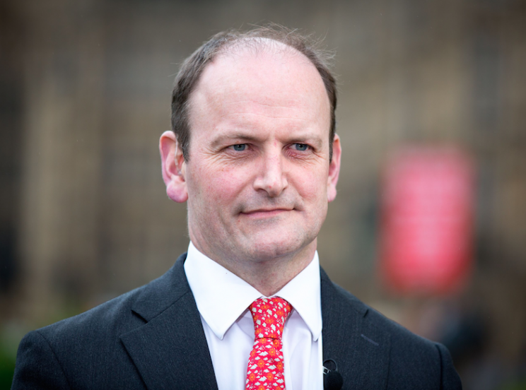 Douglas Carswell has announced that he won't be standing for re-election (Picture: REX Features)