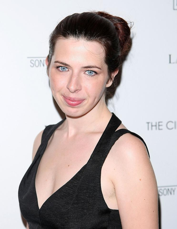 """<a href=""""http://movies.yahoo.com/movie/contributor/1800021995"""">Heather Matarazzo</a> at the Cinema Society New York City premiere of <a href=""""http://movies.yahoo.com/movie/1809961213/info"""">Rachel Getting Married</a> - 09/25/2008"""
