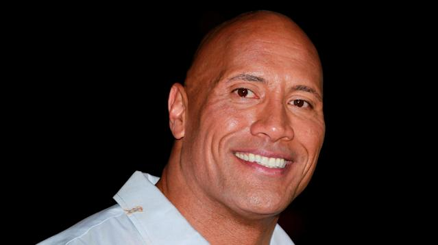 """Treat all women like you would treat Dwayne 'The Rock' Johnson."""
