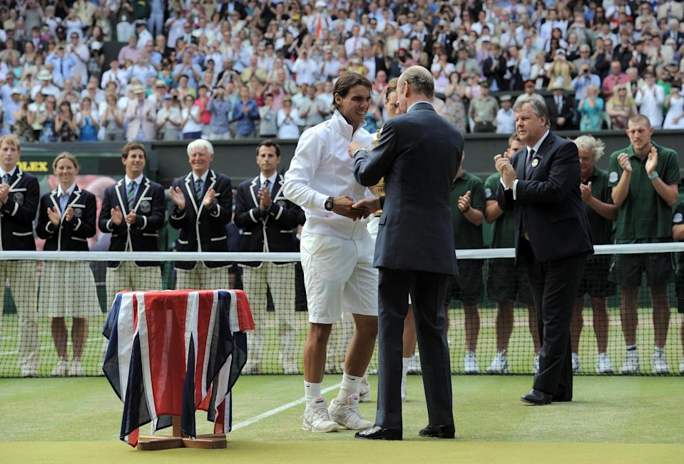 Tennis – 2010 Wimbledon Championships – Day Thirteen – The All England Lawn Tennis and Croquet Club (PA Archive)