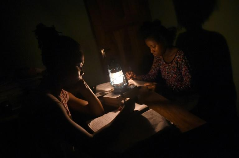 Oil-rich Nigeria, Africa's most populous nation, is plagued by widespread power outages