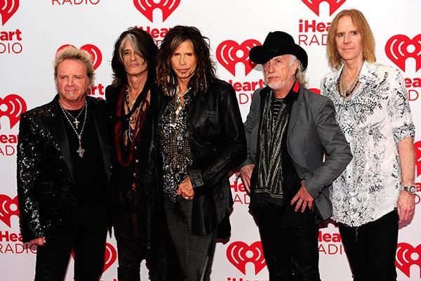 Aerosmith lanzó su último disco en 2012. Foto: Steven Lawton / Stringer / Getty images.