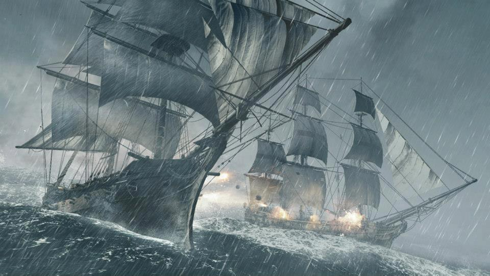 Assassin's Creed IV screen