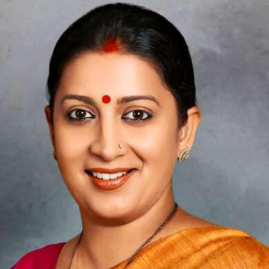 <p>We all knew Smriti Irani, our HRD Minister, as Tulsi on screen. But it's crazy to know that she also tried to make it as Femina Miss India? She had to resort to working at McDonald's after that. And look where she is today! </p>