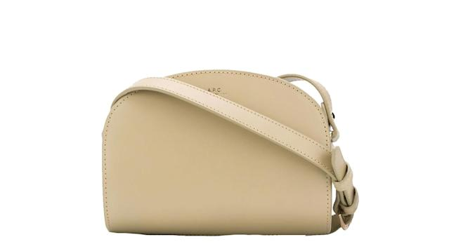 A.P.C. Demi-lune crossbody bag