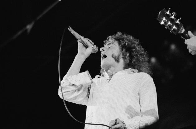 Roger performing in the 1970s