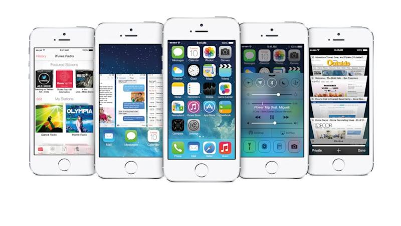 Apple's iOS 7 Motion Sickness Remedy Part of Newest Update