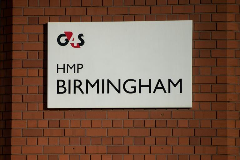 British security group G4S was criticized for its management of the prison in Birmingham