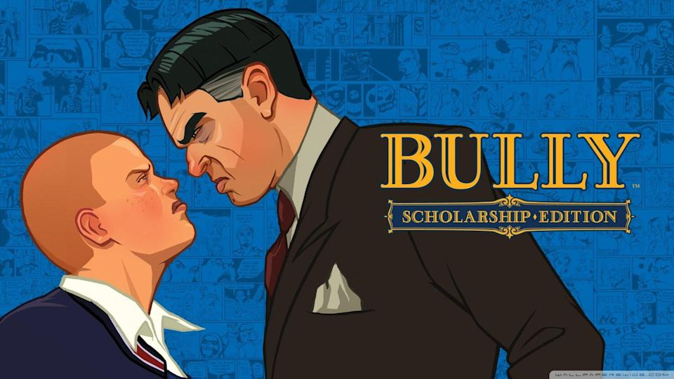 <p><strong>Bully: 2006</strong><br>Based upon its title, it was perceived that <i>Bully</i> glorified bullying. That the main character Jimmy could also kiss another boy was a matter of controversy. Classification boards generally restricted <i>Bully</i> to a teenage audience. In 2007, Yahoo! Games listed it as one of the top ten controversial games of all time.<br></p>