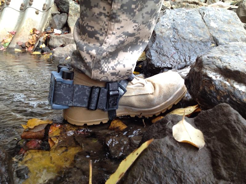 Robotic Research wins US Army contract for boot-mounted trackers for soldiers