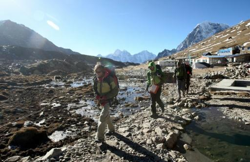 Tributes for Taiwanese trekker lost in Nepal tragedy