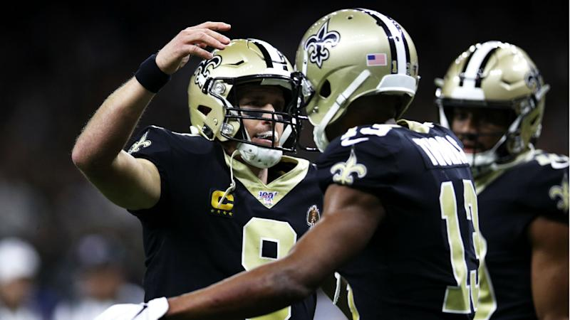 Michael Thomas: Record-breaking Drew Brees can still do 'so much more'