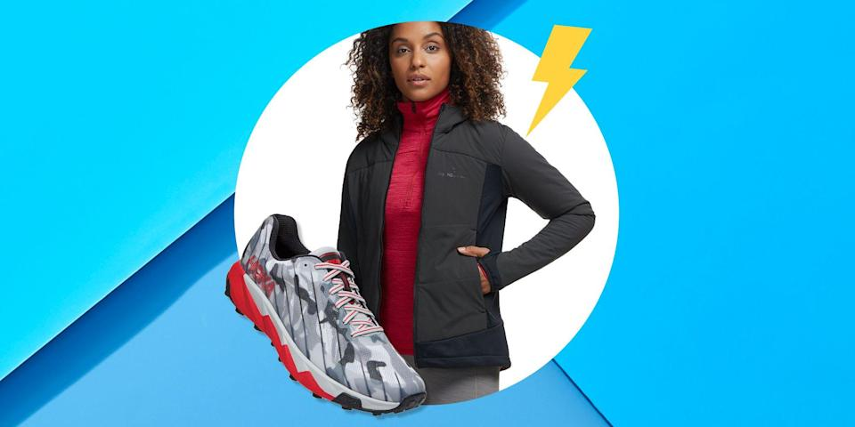"""<p>Let's be honest, running anywhere at <em>any</em> time is hard. But running outside in the<em> winter</em>? That's some next-level dedication right there. </p><p>Of course, that task becomes a lot easier when you have the right winter running gear to get you through the frigid weather. But what exactly do you need to throw on when temps start to dip below 50 degrees—and what the heck do you wear when it's 20 degrees? </p><p>Outdoor workout pros have some strong opinions when it comes to choosing outfits for clocking long runs in the cold. Use this quick reference guide, courtesy of Hollis Tuttle, senior coach at Mile High Run Club in New York City, to layer up: </p><p><strong>40–49 degrees:</strong> A long sleeve shirt with shorts or leggings</p><p><strong>30–39 degrees:</strong> A long sleeve shirt with leggings, gloves (<em>optional</em>), and a headband or hat to cover your ears (<em>optional</em>)</p><p><strong>20–29 degrees:</strong> A long sleeve running shirt layered with a jacket, leggings (<em>potentially thermal</em>), gloves, and a headband or hat to cover your ears</p><p><strong>1</strong><strong>0–19 degrees:</strong> A long sleeve running shirt layered with a jacket, thick or <a href=""""https://www.womenshealthmag.com/fitness/g28517617/best-fleece-lined-leggings/"""" rel=""""nofollow noopener"""" target=""""_blank"""" data-ylk=""""slk:fleece-lined leggings"""" class=""""link rapid-noclick-resp"""">fleece-lined leggings</a>, gloves, a headband or hat to cover your ears, and <a href=""""https://www.womenshealthmag.com/fitness/g22853139/best-winter-running-shoes/"""" rel=""""nofollow noopener"""" target=""""_blank"""" data-ylk=""""slk:winter running shoes"""" class=""""link rapid-noclick-resp"""">winter running shoes</a>. </p><p><strong>0–9 degrees:</strong> Two layered workout shirts, a windbreaker jacket, thermal leggings, gloves, a headband or hat, a ski mask or layer to cover your face</p><p>Now that you know exactly what the ideal wardrobe for logging miles in the chilliest of temps looks like, use this l"""