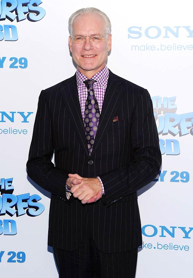 "Tim Gunn (""Project Runway"") turns 58. Dimitrios Kambouris/<a href=""http://www.wireimage.com"" target=""new"">WireImage.com</a> - July 24, 2011"