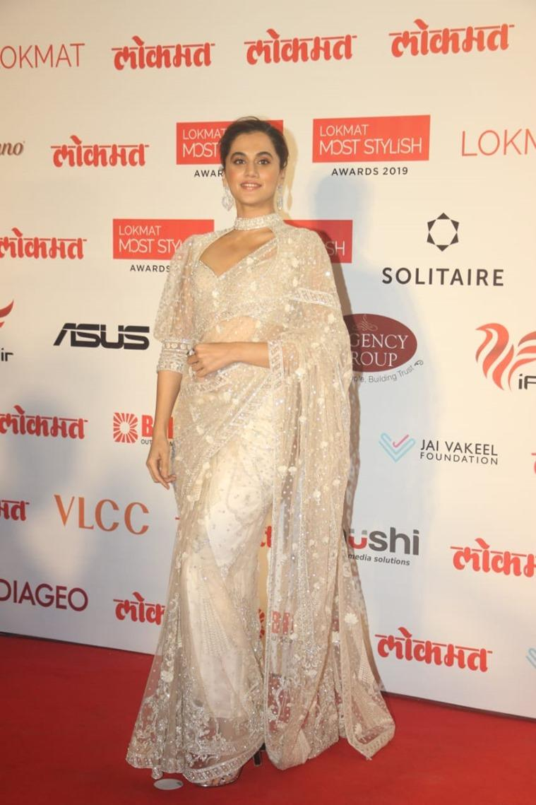 lokmat style awards, lokmat style awards 2019, lokmat style awards kriti sanon, lokmat style awards malaika arora, lokmat style awards ayushmann khurana. indian express, fashion, lifestyle