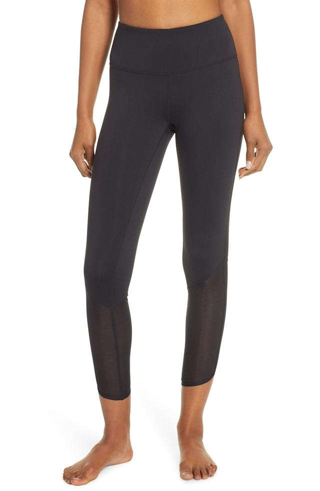 Activewear Bottoms Zella Grey Leggings Size S Free Shipping We Have Won Praise From Customers Clothing, Shoes & Accessories