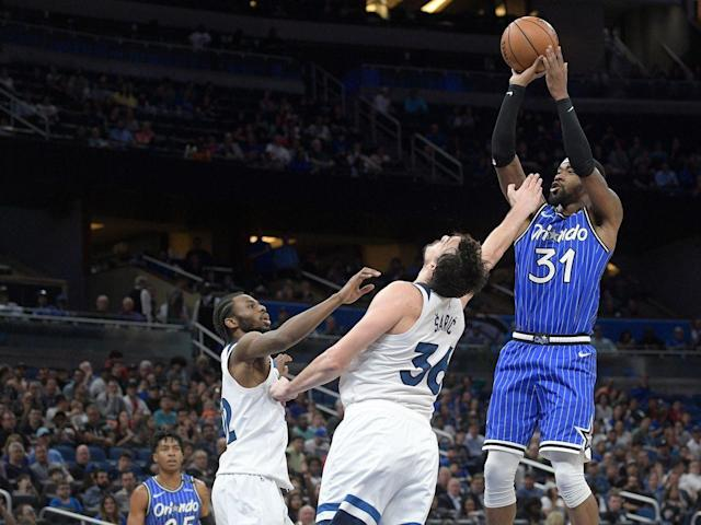 Terrence Ross gave Magic potent power source from perimeter