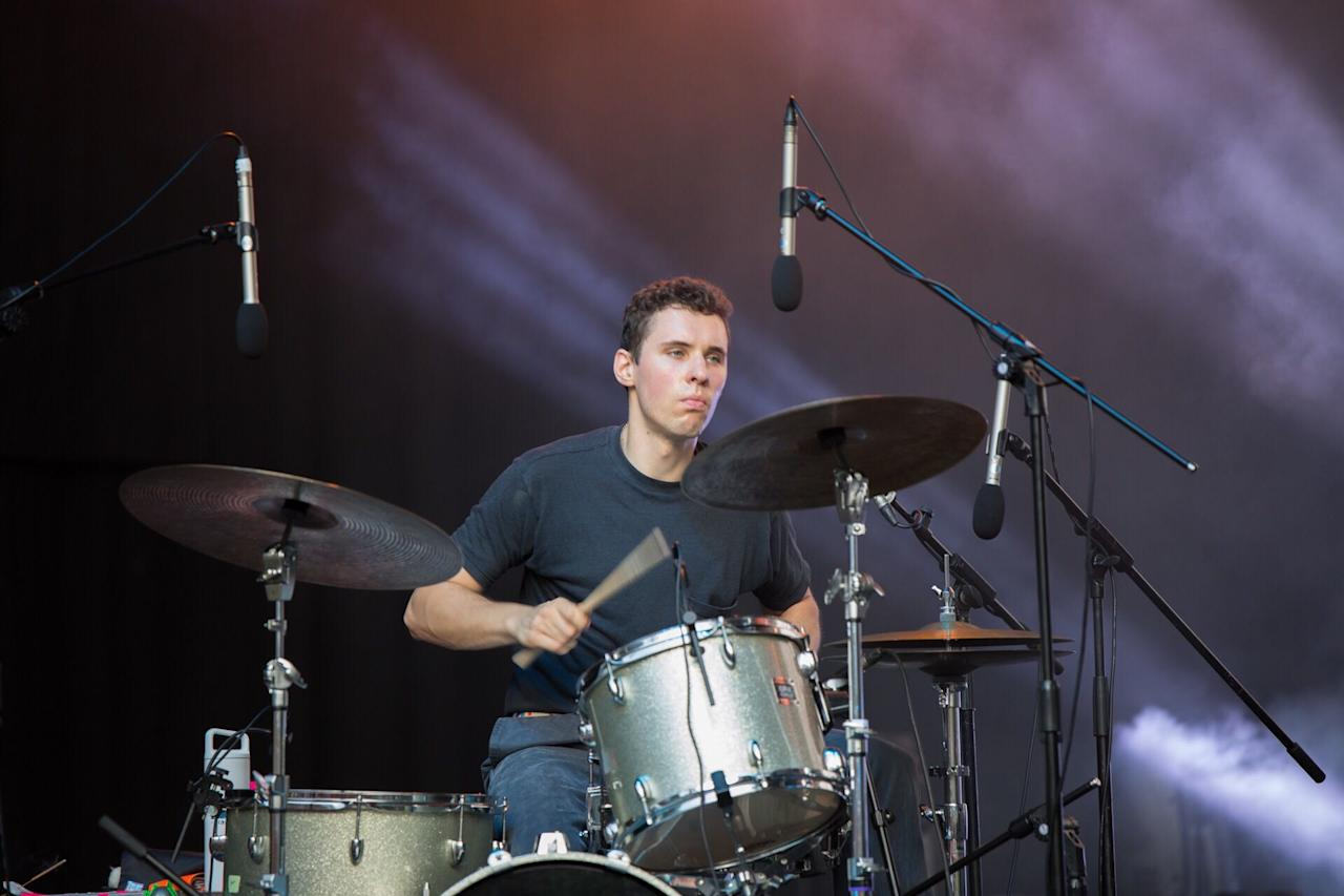 Alexander Sowinsk of Badbadnotgood. (PHOTO: Dhany Osman/Yahoo Lifestyle Singapore)
