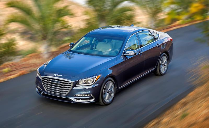 2018 genesis twin turbo. fine twin when hyundaiu0027s infant genesis luxury brand lifted off the proverbial tarmac  this year it did so with two models allnew g90 fullsize sedan and  on 2018 genesis twin turbo