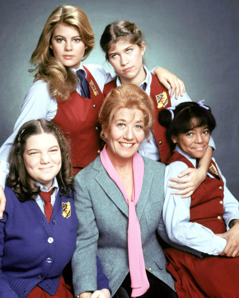 """You've probably heard the news this week that Lisa Whelchel, who played Blair on """"The Facts of Life"""" in the '70s and '80s, is going to try and <a href=""""http://tv.yahoo.com/blogs/fall-tv/facts-life-star-lisa-whelchel-returns-tv-survivor-174801481.html"""">keep her torch lit</a> longer than 17 other castaways on """"Survivor: Philippines."""" The former actress told Yahoo! TV that although she's not a fan of reality shows, she considers this more of an adventure. It got us thinking about the rest of the """"Facts of Life"""" cast and what they've been up to.<br><br>Here's a rundown on Blair and the gang including Jo (Nancy McKeon), Tootie (Kim Fields), Natalie (Mindy Cohn), Mrs. Garrett (Charlotte Rae), Beverly Ann (Cloris Leachman), Andy (Mackenzie Astin), George (George Clooney), and Molly (Molly Ringwald)."""