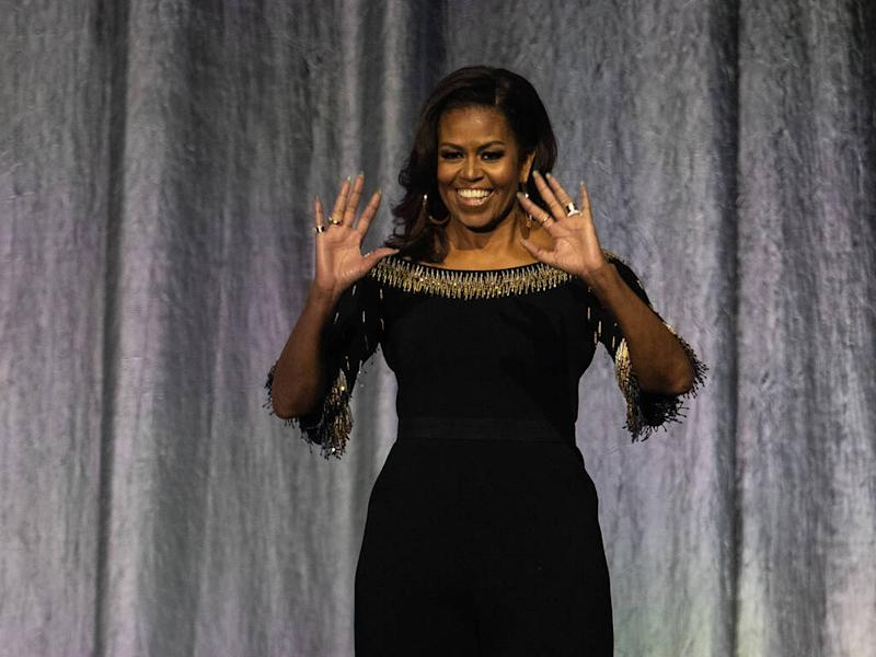Michelle Obama: 'There have been times I want to push Barack out the window'