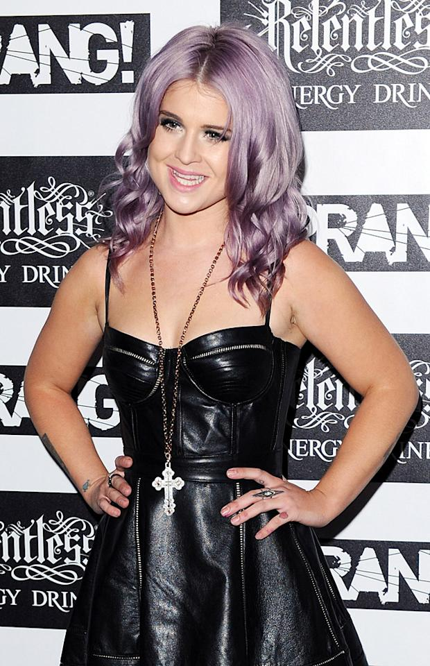 """By the time Kelly Osbourne, the daughter of rocker Ozzy, was 17, she starred on one of the first hit reality shows, MTV's """"The Osbournes,"""" and released her debut album, <i>Shut Up</i>. But she didn't always have it so easy. Her family traveled a lot with her musician father, and she struggled with being bullied about her weight. She said so long to high school by the 10th grade."""
