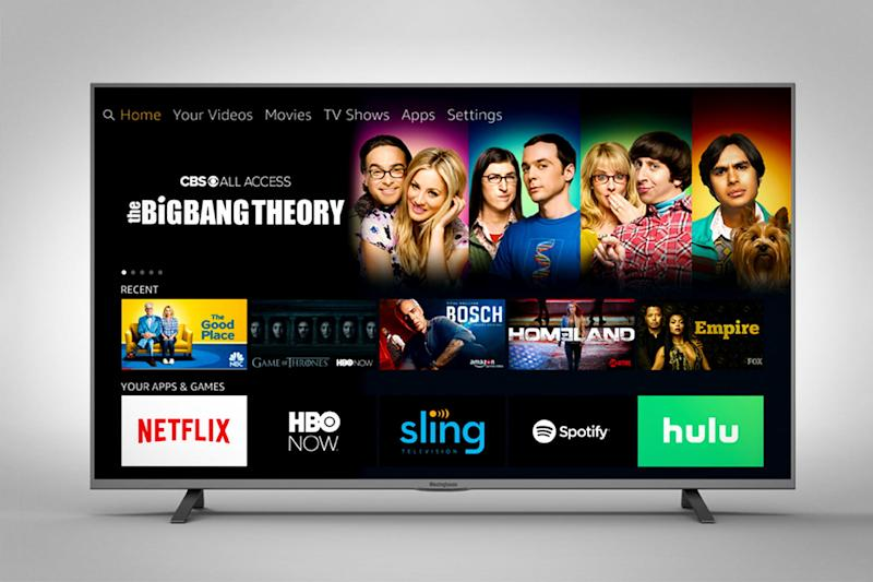 Element Amazon Fire Tv Unboxing And Setup Get Your Big Screen Ready