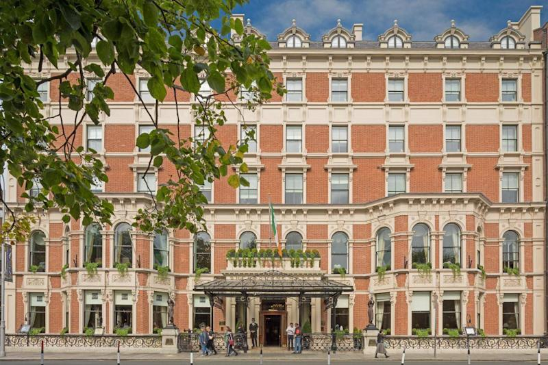 Enter into The Shelbourne's old world glamour (The Shelbourne)
