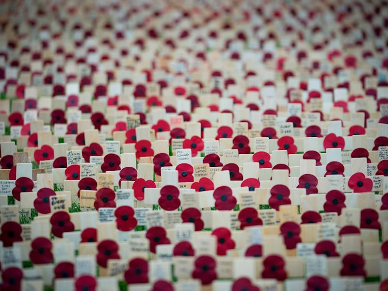 Many Brexiteers claim to honour the victims of war while denigrating the very institutions set up to prevent future wars: Getty Images
