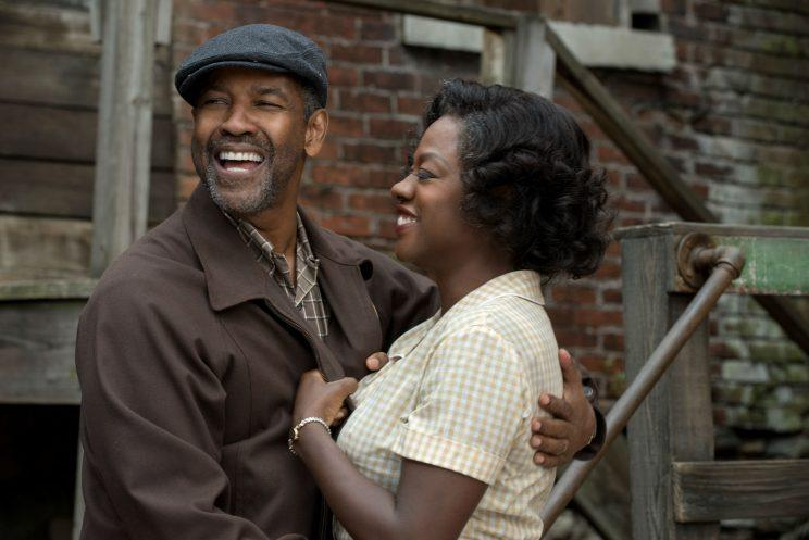 Fences... could be an Oscar front-runner - Credit: Paramount