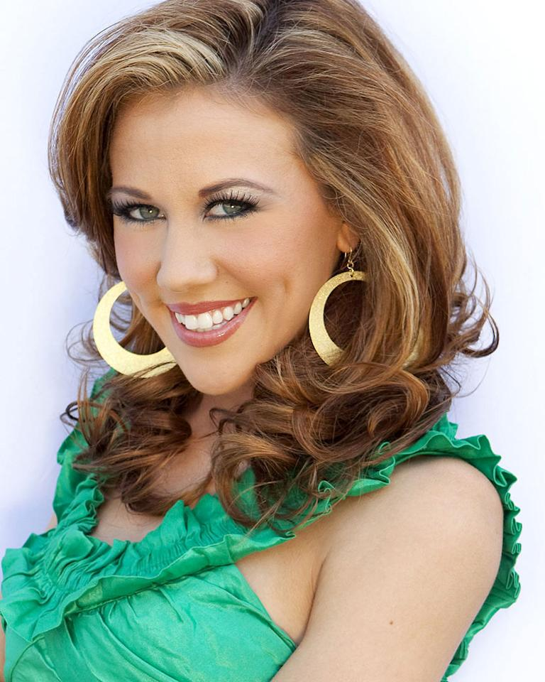 "Miss Pennsylvania, Juliann Sheldon is a contestant in the ""<a href=""/2012-miss-america-pageant/show/48165"">2012 Miss America Pageant</a>."""