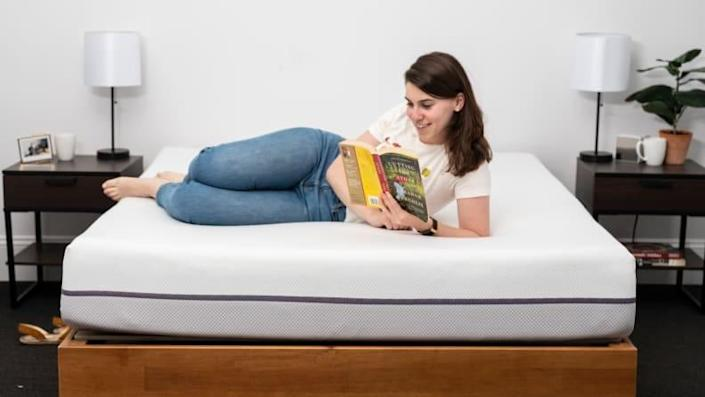 The Purple Mattress sleeps cool, and is one of the best cooling mattresses you could invest in right now.