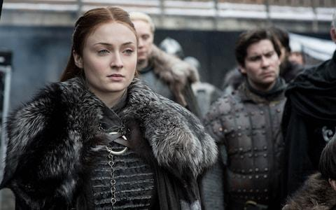 Turner rose to worldwide fame playing Sansa Stark in Game of Thrones - Credit: Helen Sloan