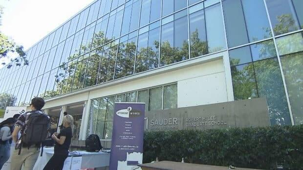 Students in a second-year accounting class at UBC's Sauder School of Business are complaining about being forced to retake a midterm exam.