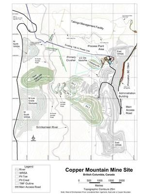 APPENDIX 2: Proposed Flowsheet for 45ktpd Plant Expansion (CNW Group/Copper Mountain Mining Corporation)