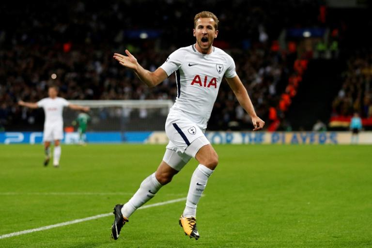 Kane continued his rich vein of form on Wednesday by scoring twice against Borussia Dortmund in the Champions League