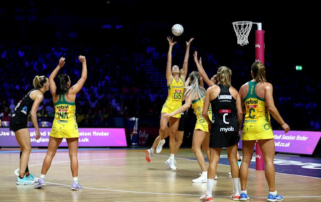 The Ferns managed to edge out their rivals to win a fifth World Cup. (Photo by Nigel French/PA Images via Getty Images)