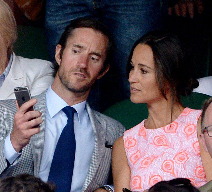 Is Pippa and James' marriage written in the stars? [Photo: PA Images]