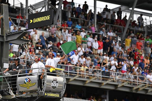 IndyCar still aiming to hold 2020 Indy 500