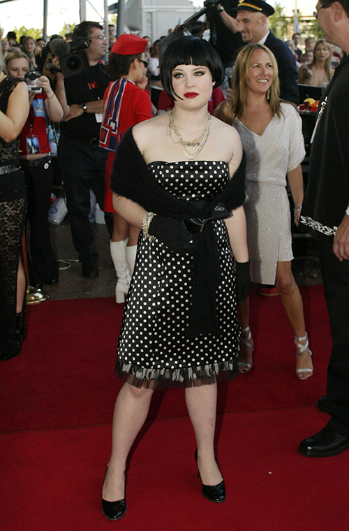 Kelly Osbourne Photo: Getty