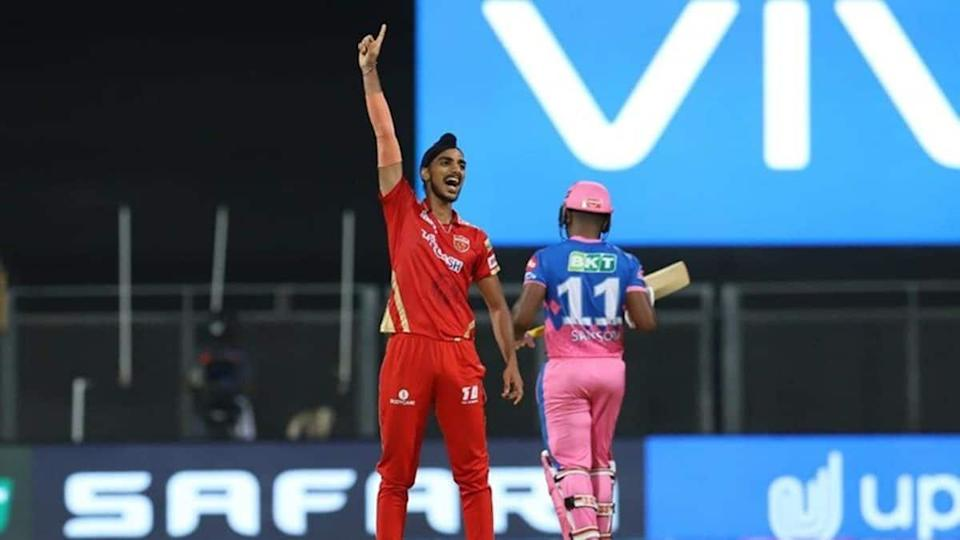 Arshdeep Singh After Match-Winning Spell vs RR in IPL 2021: Heart Was Beating Fast Before Last Over | Rajasthan Royals vs Punjab Kings | RR vs PBKS