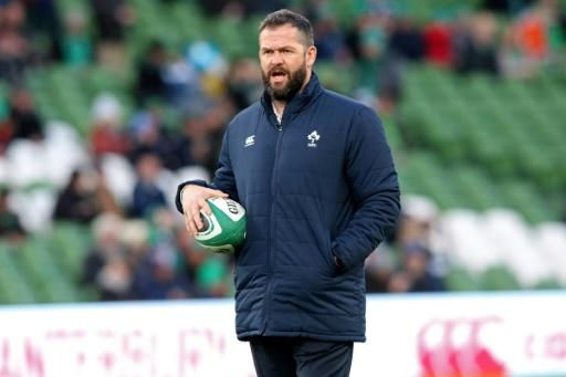 Andy Farrell has made great store since becoming Ireland coach to impress upon the players what it is to be Irish