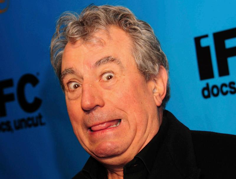 Monty Python co-founder and comedian Terry Jones died on January 21, 2020 at the age of 77.