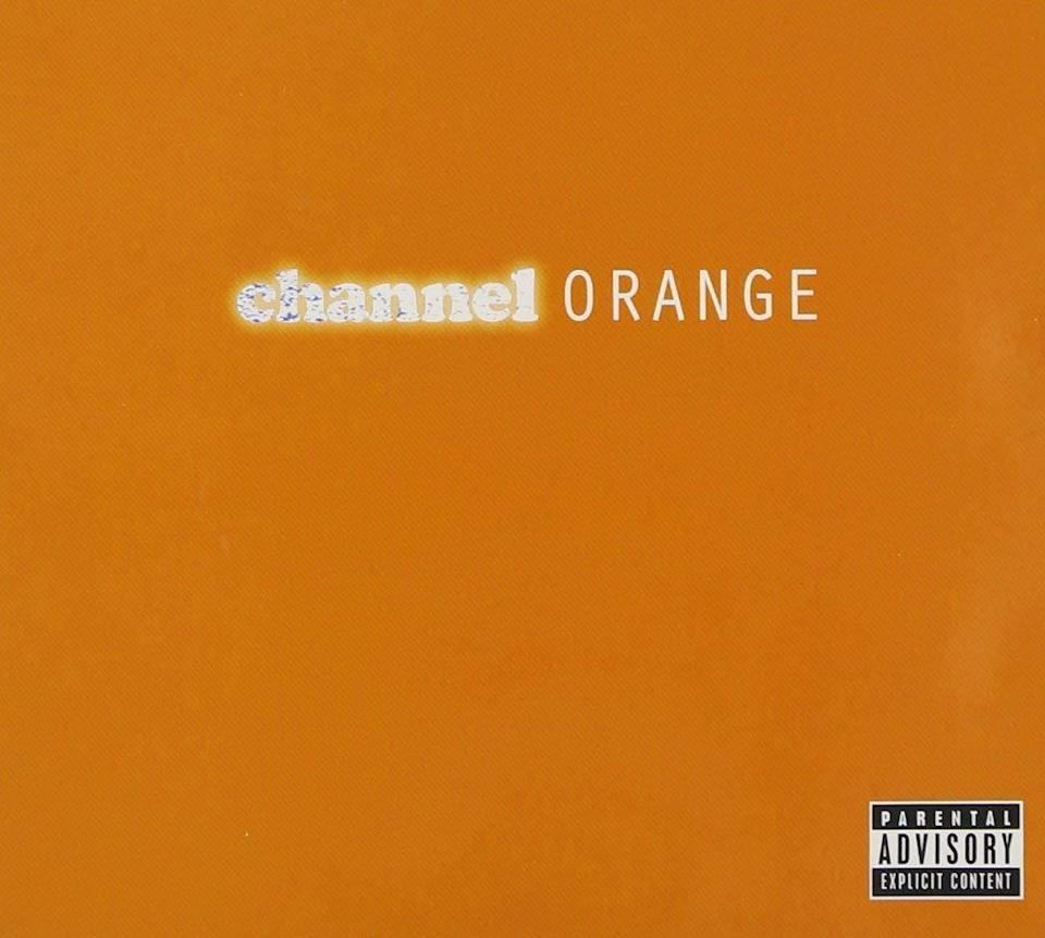 """<h3>8. Frank Ocean <em>channel ORANGE</em> (2012)</h3> <br> <br>The '90s revival reached its apex with this R&B mash-up of futuristic nostalgia from the breakout star of the Odd Future crew. How Ocean managed to capture the bleak weariness of class struggle and slide it hand-in-hand with love songs that embrace inclusivity, a massive push forward in the historically homophobic world of hip hop, remains a marvel. It also solidifies his place as an innovator and history-maker in the genre. It's a big deal, considering that Ocean is clearly a gifted mind and only had to turn in this musical marvel of an album to be anointed the next big thing. <br> <br> <strong>Def Jam Records</strong> Frank Ocean - channel ORANGE, $, available at <a href=""""https://www.amazon.com/channel-ORANGE-Explicit-Frank-Ocean/dp/B008CJ0KI8/"""" rel=""""nofollow noopener"""" target=""""_blank"""" data-ylk=""""slk:Amazon"""" class=""""link rapid-noclick-resp"""">Amazon</a>"""