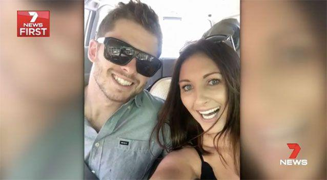Amy and Matthew Price. Source: 7 News