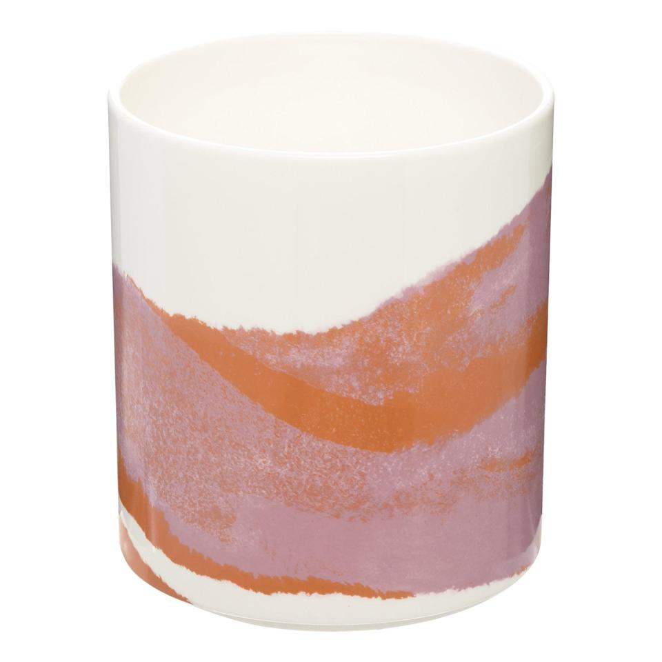 <p>Keep your kitchen organized with this <span>Drew Barrymore Flower Home Abstract Marble Utensil Holder</span> ($19).</p>