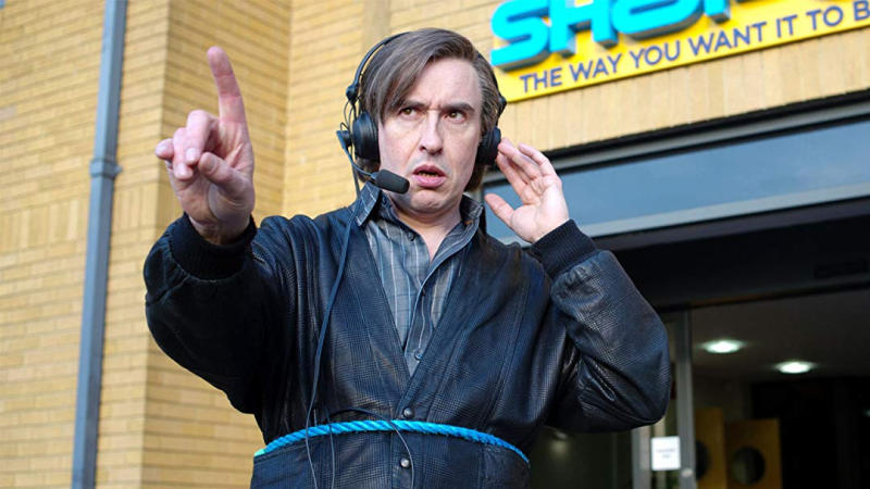 'Alan Partridge: Alpha Papa'. (Credit: Studiocanal)