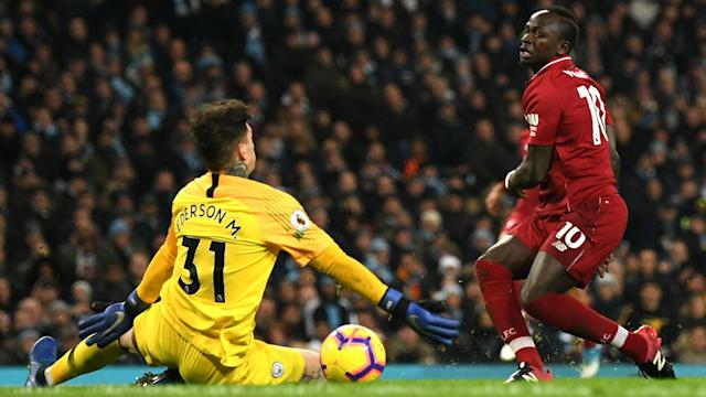 "A loss would have left Manchester City 10 points behind Liverpool and Ederson says the game was ""life or death"" for the defending champions."